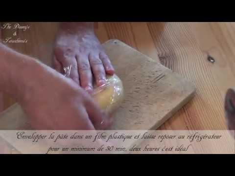 Pâtes fraiches, ravioli, lasagne / How to make fresh pasta dough