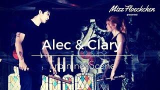 Alec and Clary   Training Scene   Shadowhunters S01E05