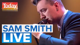Baixar - Sam Smith Performs I M Not The Only One Grátis