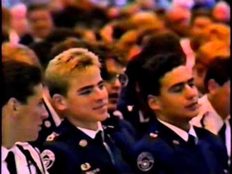 Riverside Military Academy Graduation 89