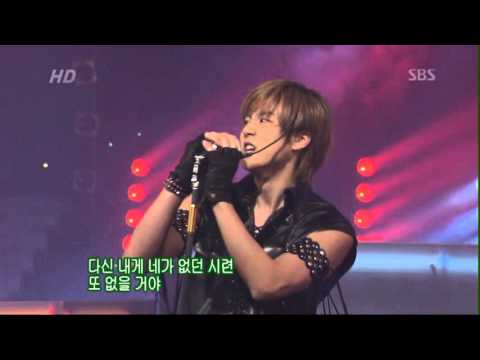 020331 SBS Inkigayo Shinhwa 신화 - Perfect Man 퍼펙트맨