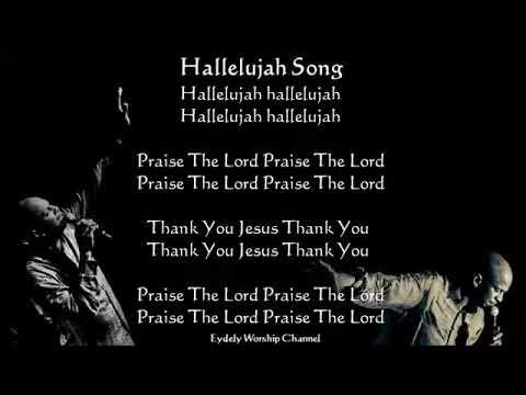 HALLELUJAH SONG DONNIE MCCLURKIN