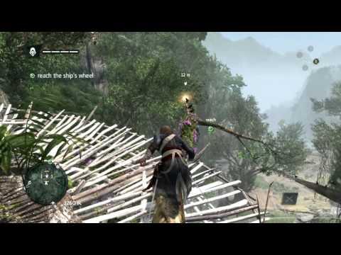 Assassin's Creed 4 Cape Bonavista All Animus Fragments