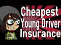 What is the Cheapest Young Driver Insurance?