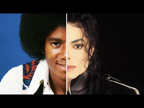 MICHAEL JACKSON: Before and After