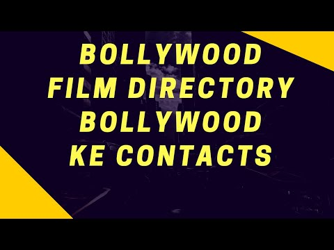 Bollywood Film Directory - MEDIACRAFT