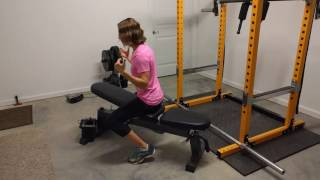 How to do Chest Supported Rows Without Smashing Your Boobs