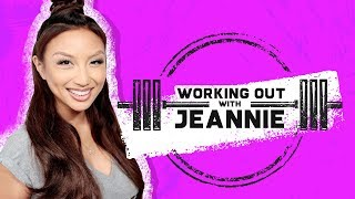 WEB EXCLUSIVE: Working Out with Jeannie!