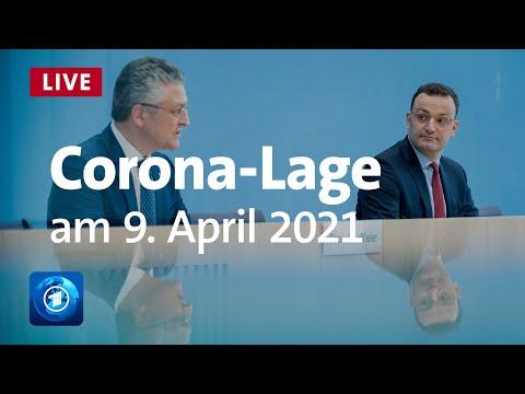 Bundesgesundheitsminister Spahn und RKI-Präsident Wieler informieren über die aktuelle Corona-Lage