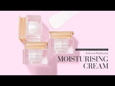 Everything You Need To Know About GLOW Iridescent Brightening Moisturising Cream | How To | MyGlamm