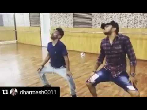 Dharmesh Sir and Team Dance on Bollywood Song