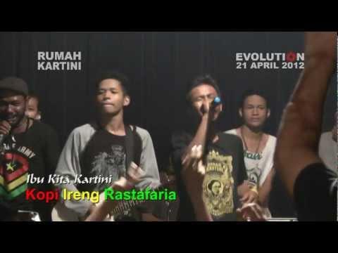 Ibu Kita Kartini Versi Reggae By Kopi Ireng Rastafaria Japara