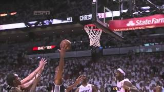 LeBron James - Block Party in Miami (Rim Protection)