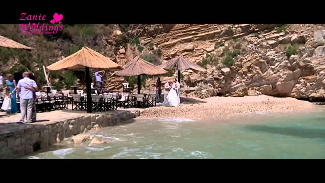 Kendall David Cameo Wedding Zante Weddings By Tsilivi Travel In Zakynthos You