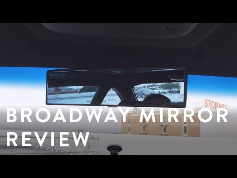 Broadway Mirror Review: Installation/Review of Broadway BW155