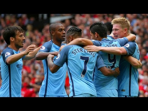 Manchester United 1-2 Manchester City | Pep Beats Jose! | Internet Reacts
