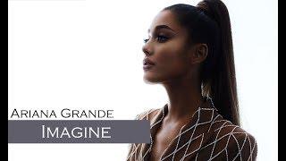 Ariana Grande - 想像 IMAGINE (TRADUÇÃO/LEGENDADO)