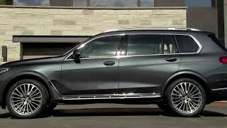 2019 BMW X7 overview on interior and exterior and official driving video