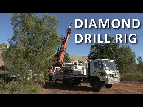 How Diamond Drill Rigs Work