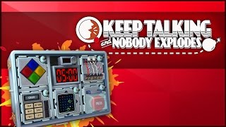 WE ARE GONNA DIE!! (Keep Talking and Nobody Explodes)