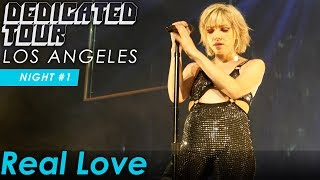Carly Rae Jepsen - Real Love - LIVE @ The Wiltern - Los Angeles - 8-10-19