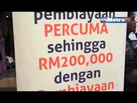 Pembiayaan Peribadi-i Bank Rakyat untuk pesakit jantung