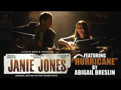 "Janie Jones Original Soundtrack - ""Hurricane"" [audio]"