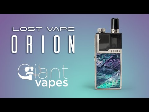 Lost Vape Orion DNA GO AIO Pod System