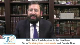 Thank You Hashem for TorahAnytime - R. Daniel Glatstein