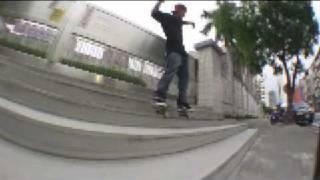 a'Shang's part in the TSA video...Skateboarding in Taiwan 台灣滑板文化發展協會