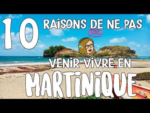 10 RAISONS DE NE PAS VENIR VIVRE EN MARTINIQUE - TRAVELWITHMANON
