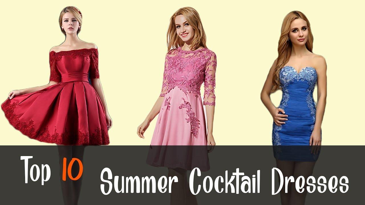 44aa9cc1cfc Best Summer Cocktail Dresses 2018 - Data Dynamic AG