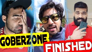 Gauravzone EXPOSED and Reply to Goberzone by Mumbiker Nikhil Technical Guruji and Danixt