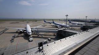 [Time Lapse] Tokyo International Airport Terminal 2 [HND/RJTT]