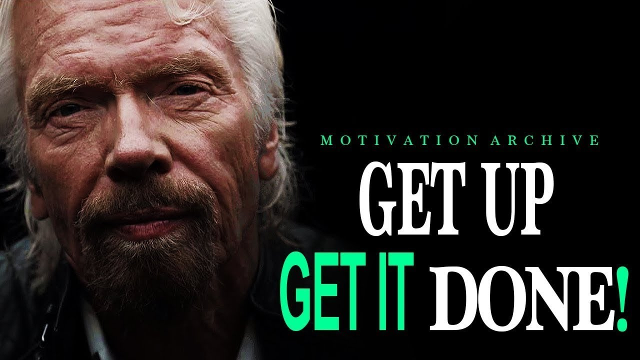 Get Up Get It Done Motivational Speech Compilation For