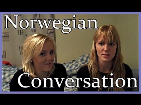 Norwegian Conversation Spoken by Norwegians