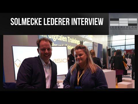 Solmecke Lederer - Das Interview Unternehmertag 2020