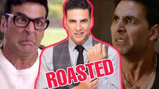 Akshay Kumar The Serial Liar || Akshay Kumar Roast || Bad Villager