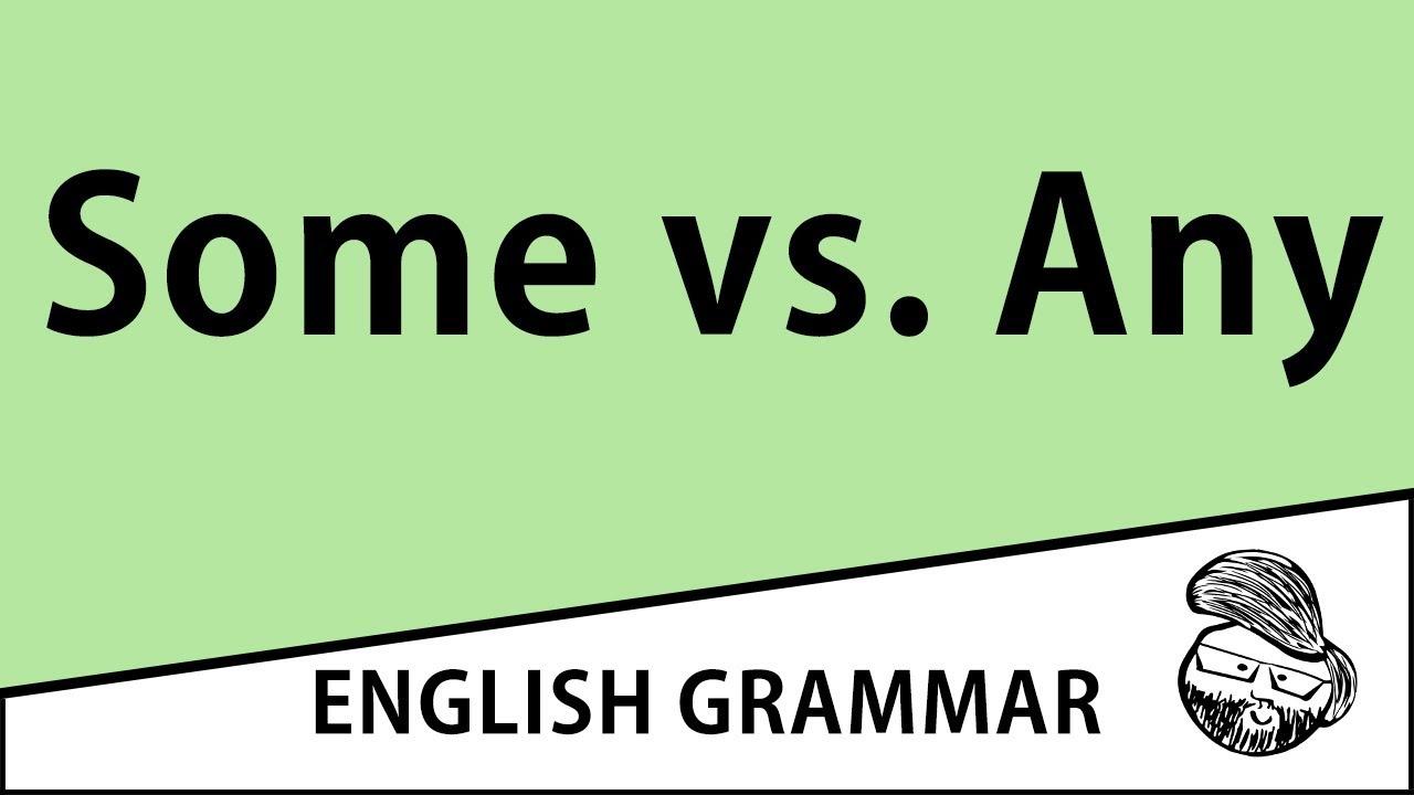 Elementary - Some vs. Any