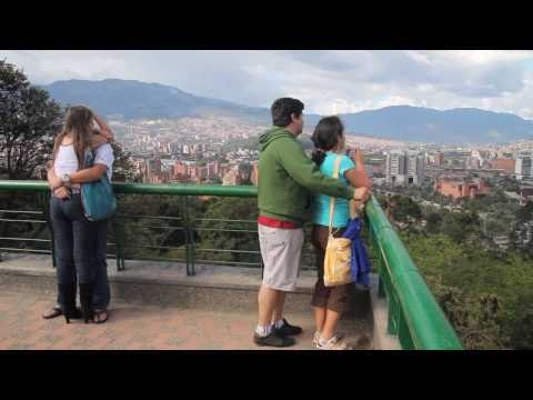 Medellin, Colombia Travel & Tourism Reel