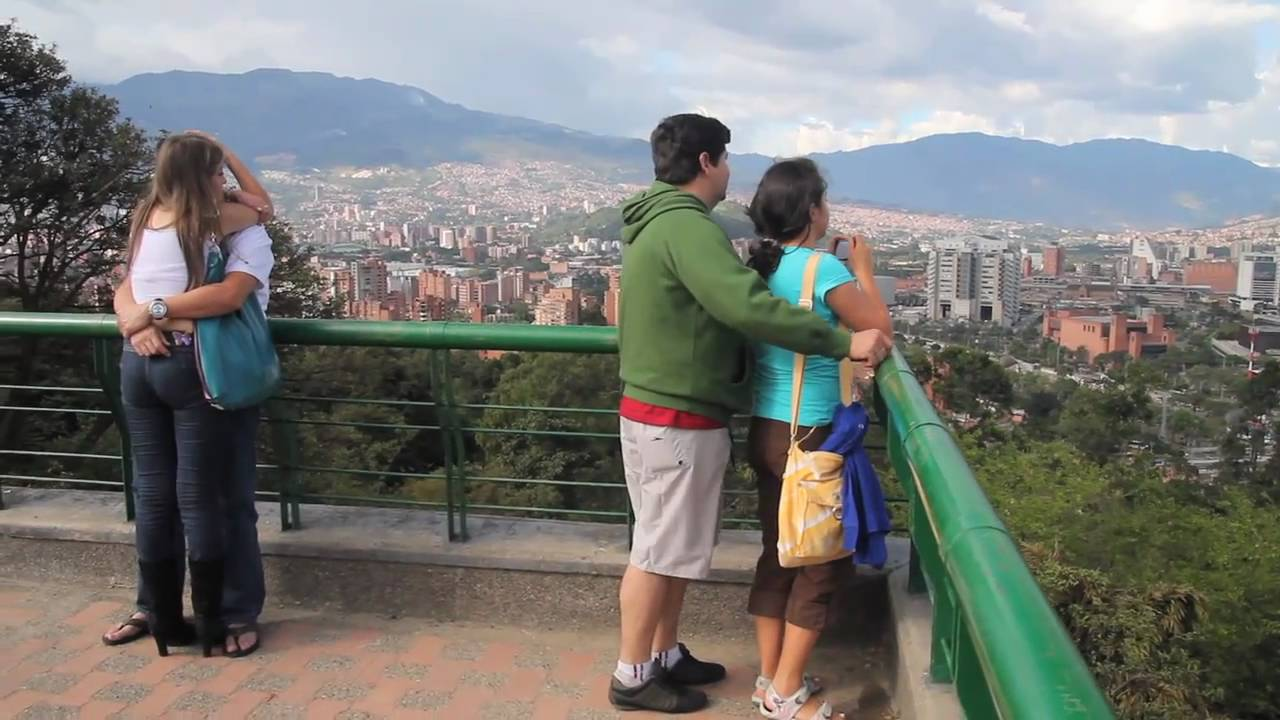 Medellin, Colombia Travel & Tourism Reel - YouTube