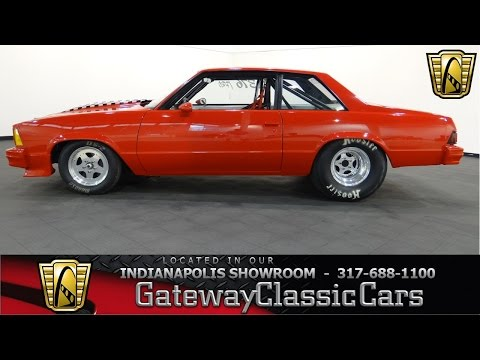 1978 Chevrolet Malibu Drag Car - Gateway Classic Cars Indianapolis - #401NDY