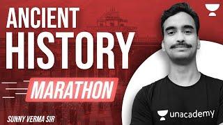 Ancient History One Shot Marathon - NDA 2021 (SUNNY VERMA)