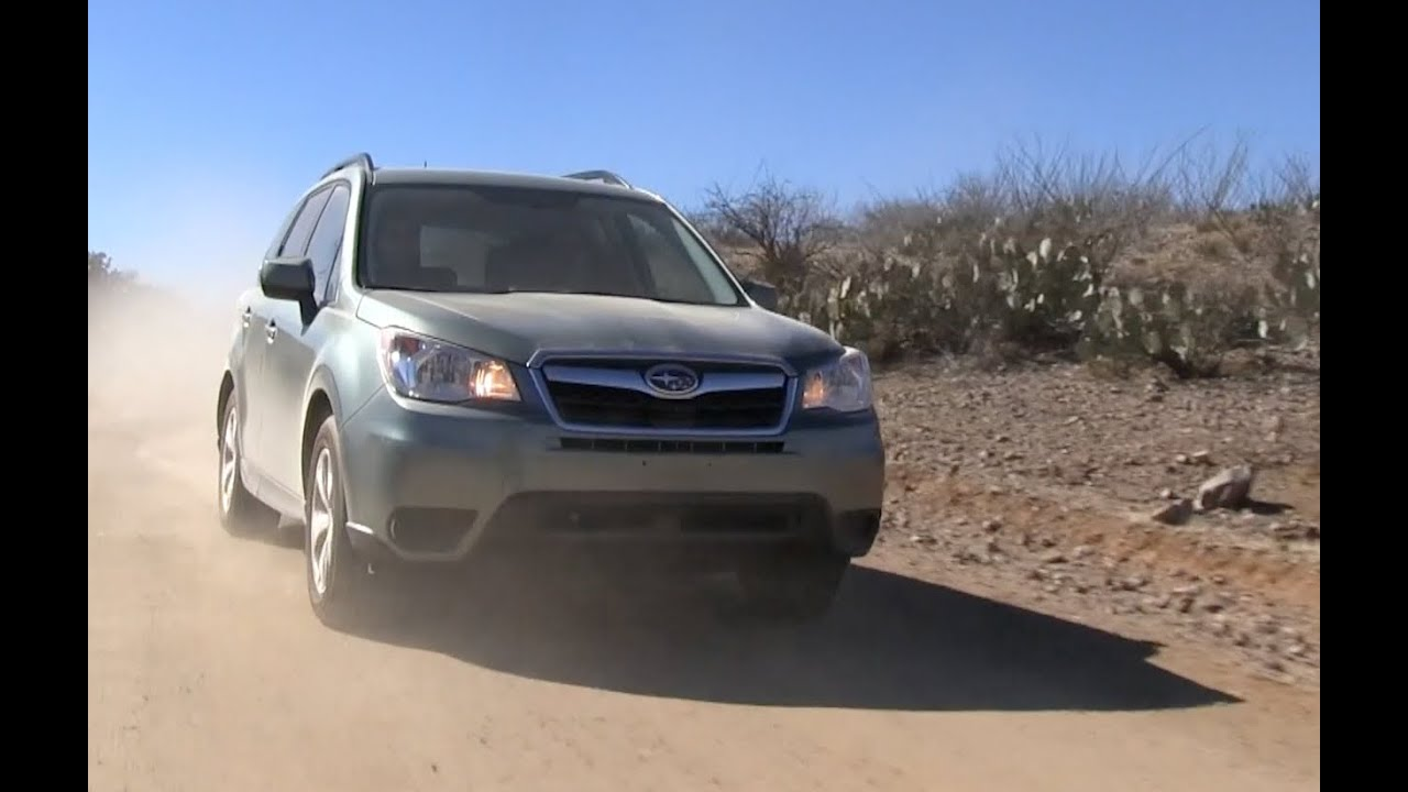 2017 Subaru Forester And Xt Turbo 0 60 Mph First Drive Review