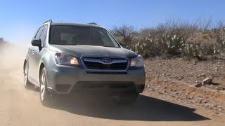 2014 subaru forester and xt turbo 0 60 mph first drive review