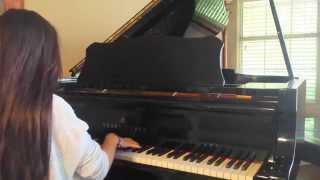 Claude Debussy Prelude no. 8-La fille aux cheveux de lin