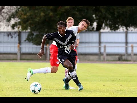 2017/2018 - Youth League - Bordeaux vs Red Bull Salzbourg