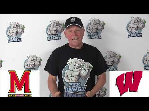 Wisconsin vs Maryland 1/14/20 Free College Basketball Pick and Prediction CBB Betting Tips
