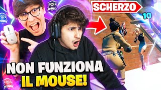 SCHERZO MOUSE WIRELESS a @Los Amigos!! É IMPAZZITO - FORTNITE ITA