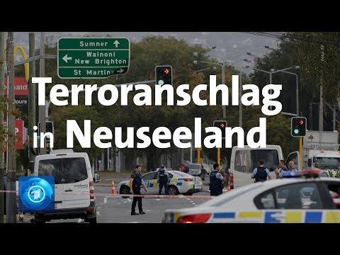 Christchurch: viele Tote bei Angriff auf zwei Moscheen